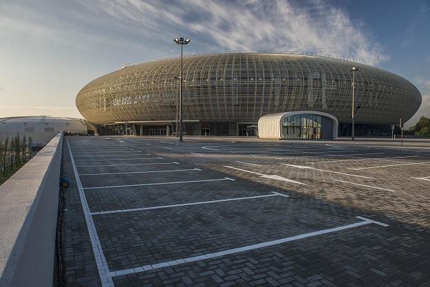 Tauron Arena Kraków /Informacja prasowa