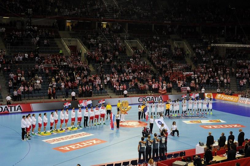 Tauron Arena w styczniu gości piłkarzy ręcznych /Łukasz Krajewski /Agencja Gazeta