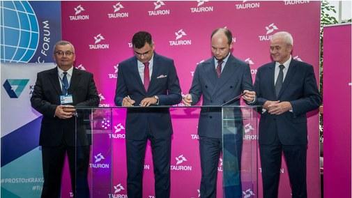 Tauron: będzie stacja ładowania na lotnisku w Krakowie