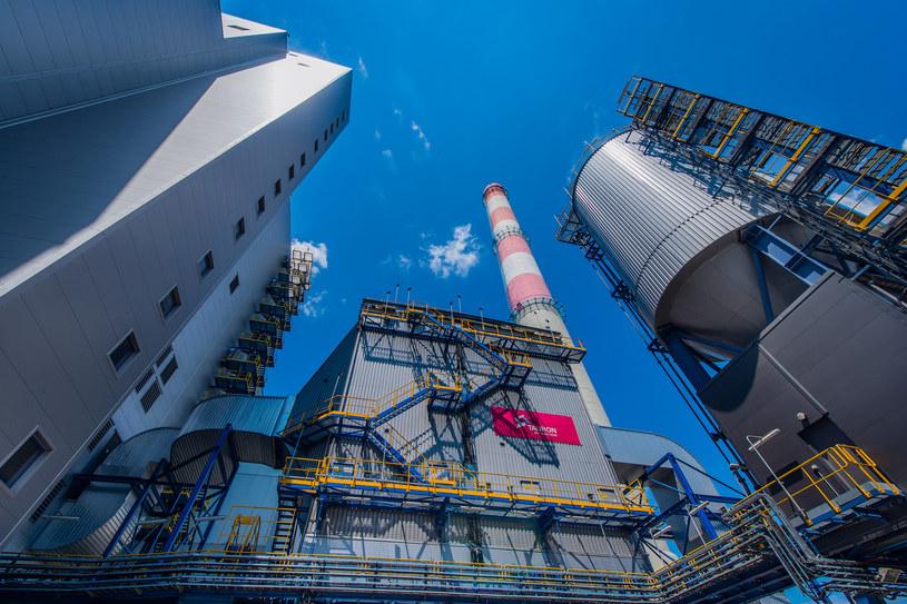 Tauron - elektrownia Jaworzno II /Informacja prasowa