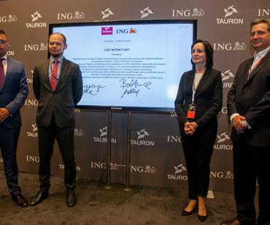 Tauron i ING Bank Śląski stawiają na elektromobilność