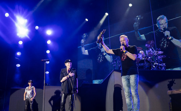 Tauron Life Festival Oświęcim: Nagroda Peacemakera dla Scorpionsów!