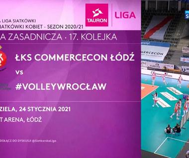 TAURON Liga. ŁKS Commercecon Łódź - #VolleyWrocław 3-0. Skrót meczu (POLSAT SPORT). Wideo