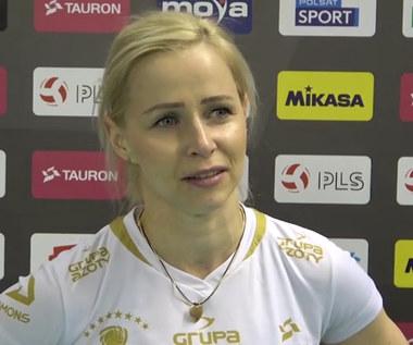 Tauron Liga. Paulina Maj-Erwardt: W końcu wygrałyśmy z Radomką! Wideo