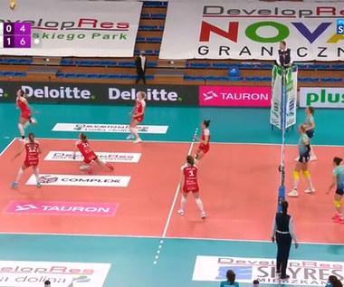 Tauron Liga siatkarek: Developres SkyRes Rzeszów – Energa MKS Kalisz 3:1. Skrót meczu (POLSAT SPORT). Wideo