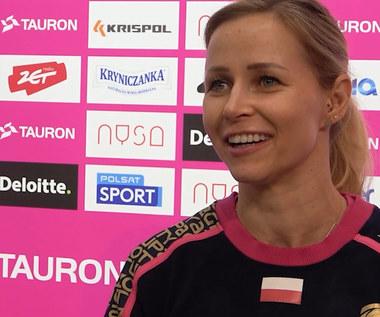 TAURON Puchar Polski Kobiet. Paulina Maj-Erwardt przed meczem z ŁKS-em Commercecon. Wideo
