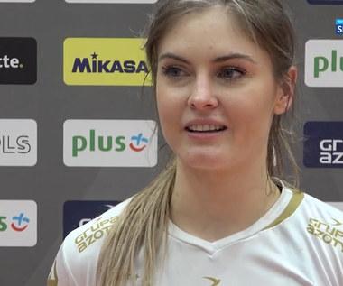 TAURON Puchar Polski. Martyna Grajber przed losowaniem PP: Z turniejów w Nysie mamy bardzo piękne wspomnienia (POLSAT SPORT). Wideo