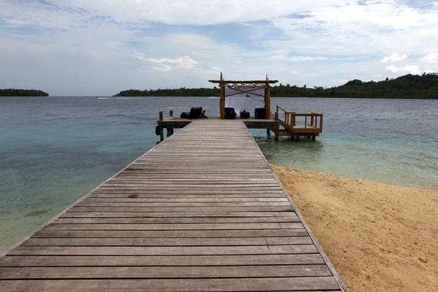 Tavanipupu: Jedna z Wysp Salomona /AFP