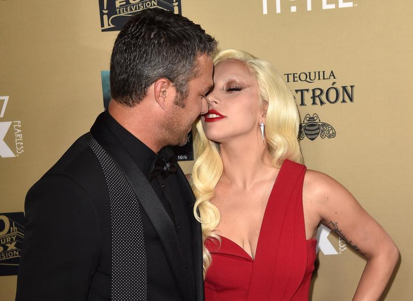 Taylor Kinney i Lady Gaga /Getty Images