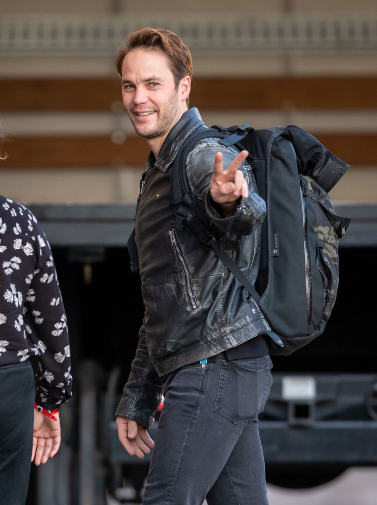 Taylor Kitsch w 2019 roku w Los Angeles /RB/Bauer-Griffin/GC Images /Getty Images