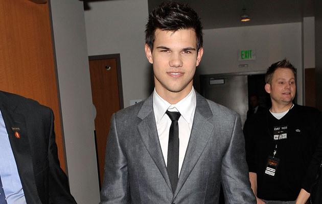 Taylor Lautner, fot. Charley Gallay  /Getty Images/Flash Press Media