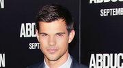 Taylor Lautner się popłakał