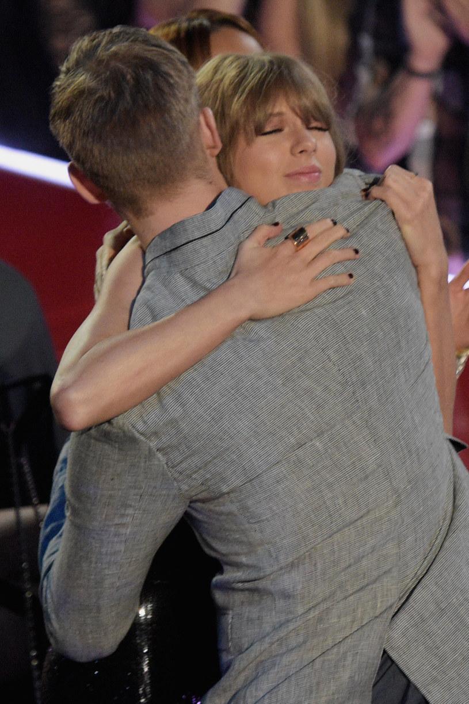 Taylor Swift i Calvin Harris jeszcze jako para /Getty Images
