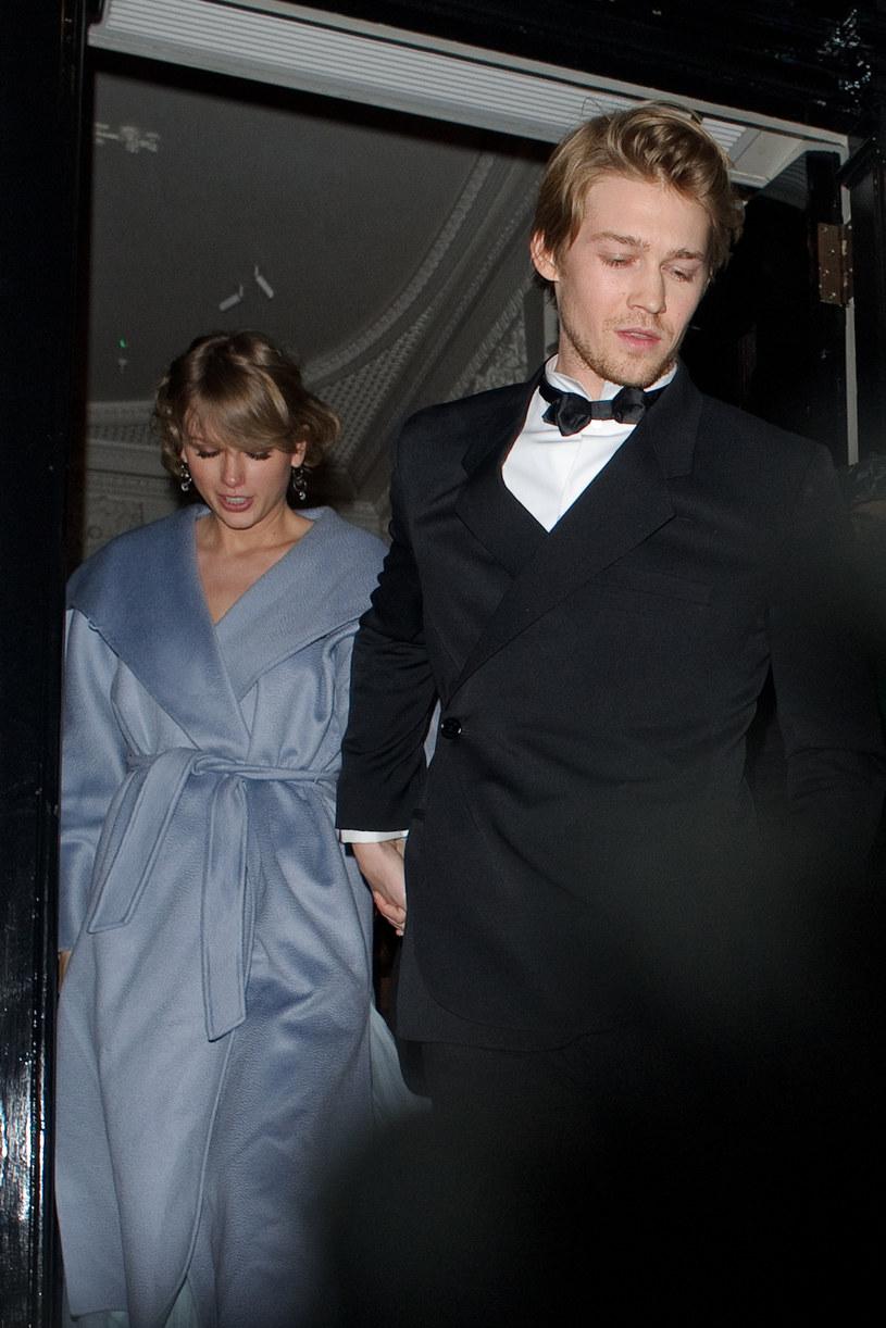Taylor Swift i Joe Alywyn /GOR /Getty Images