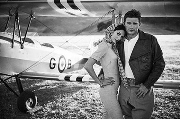 "Taylor Swift i Scott Eastwood w teledysku ""Wildest Dremas"" / Instagram /&nbsp /"