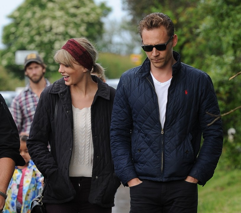 Taylor Swift i Tom Hiddleston /Gotcha Images/Splash News /East News