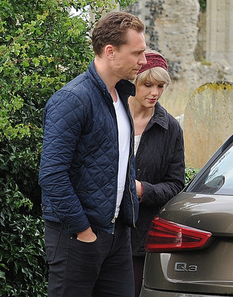 Taylor Swift i Tom Hiddlestone /Splash News /East News