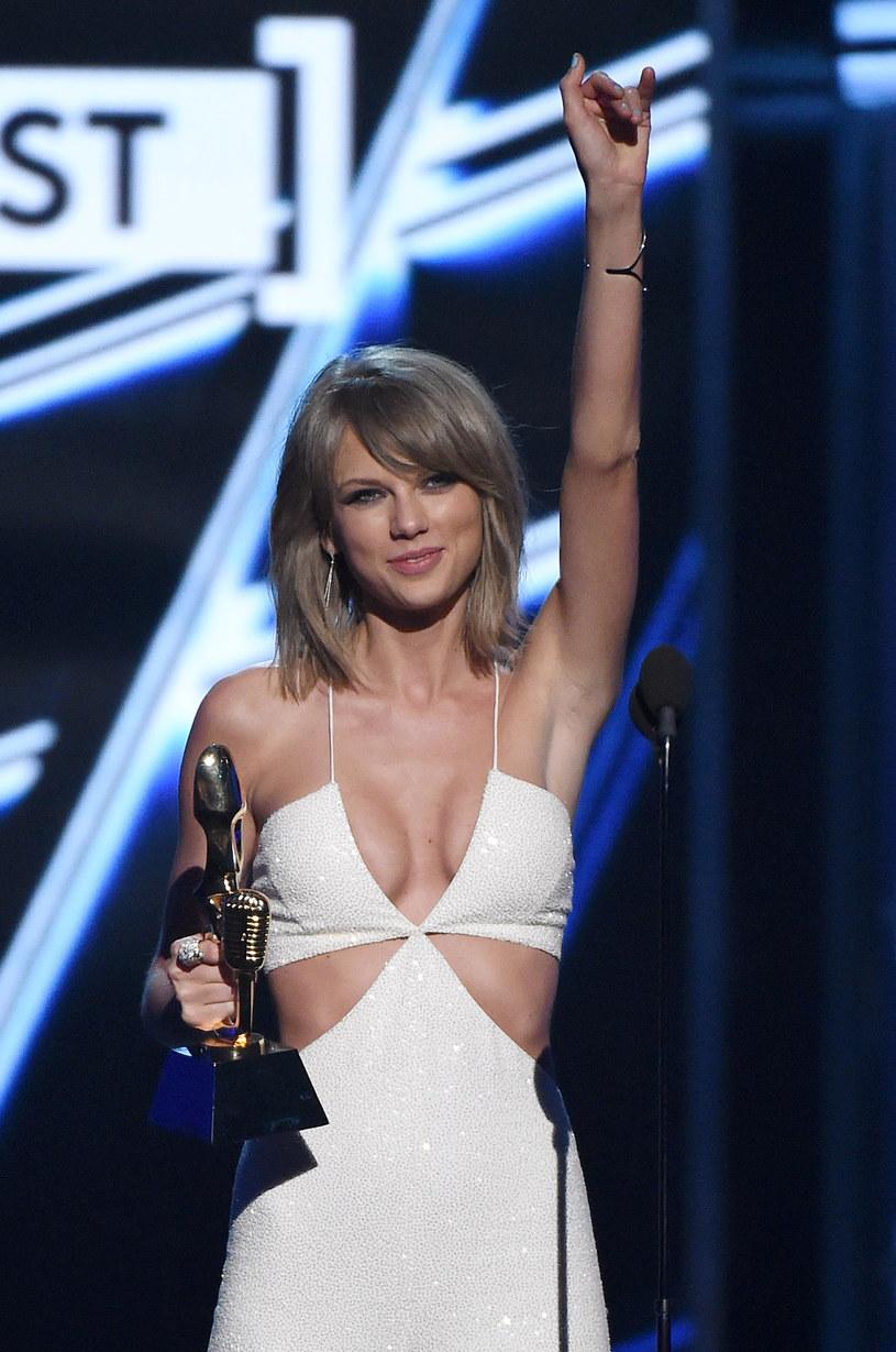 Taylor Swift ma powody do zadowolenia! /Ethan Miller /Getty Images