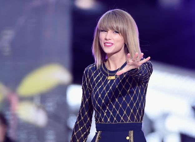 Taylor Swift na scenie - fot. Jamie McCarthy /Getty Images