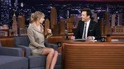Taylor Swift u Jimmy'ego Fallona. Prowadzący wyemitował wstydliwe nagranie