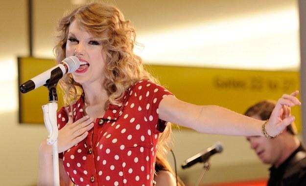 Taylor Swift wydała swój trzeci album - fot. Jemal Countess /Getty Images/Flash Press Media