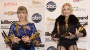 Taylor Swift zgarnia nagrody, Madonna szokuje strojem