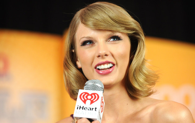 Taylor Swift /Brad Barket /Getty Images