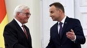 TAZ: Historyczna wizyta Steinmeiera w Warszawie