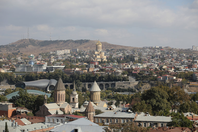 Tbilisi - wyjątkowa mieszanka tradycji, nowoczesności i egzotyki /#BrandBridge