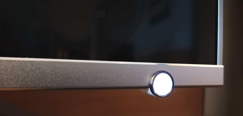 TCL P66 - przycisk on/off /INTERIA.PL