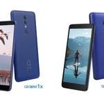 TCL prezentuje smartfony Alcatel 1x i 1c