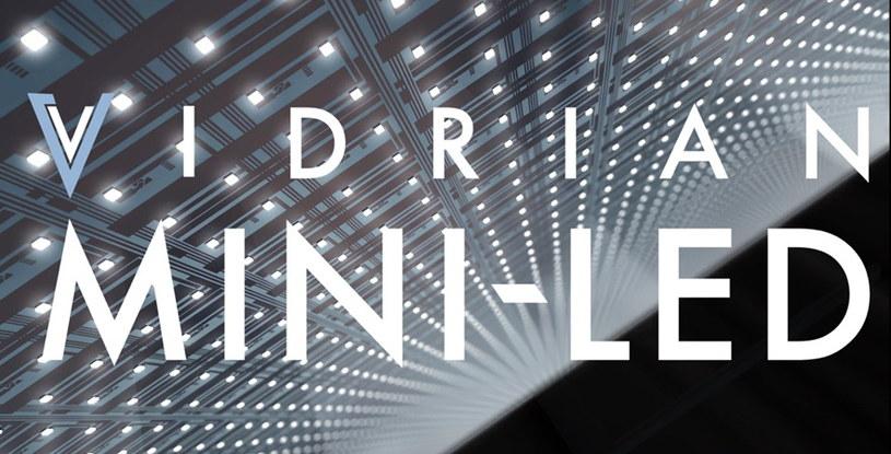 TCL Vidrian Mini-LED /materiały prasowe