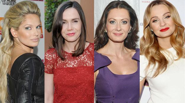 Te aktorki zostały w 2013 roku mami! /Agencja W. Impact