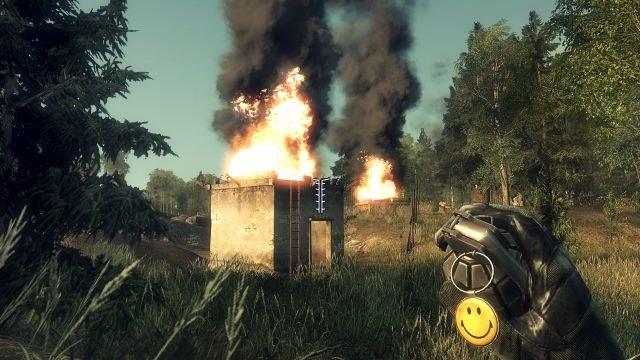 Te granaty bynajmniej nie wybuchają śmiechem /INTERIA.PL