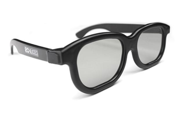 Te okulary uwolnią was od efektu 3D /materiały prasowe
