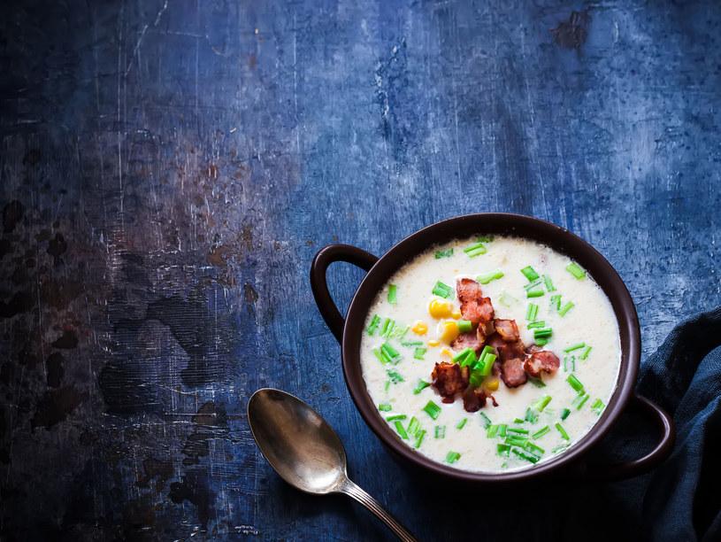 Tę pyszną zupę krem przygotujesz w około 40 minut /123RF/PICSEL