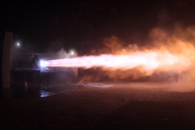 Te silniki mogą zabrać nas na Marsa - albo i dalej /Twitter