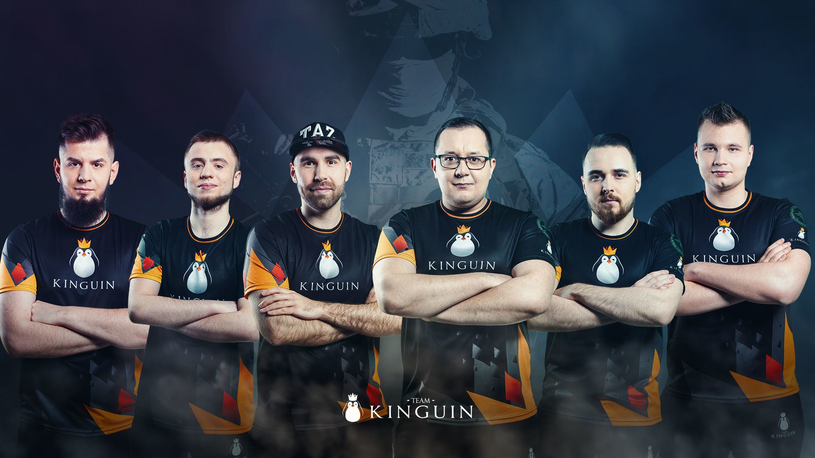 Team Kinguin /materiały prasowe