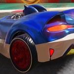 Team Sonic Racing zmierza na wirtualny tor