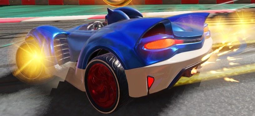 Team Sonic Racing /materiały prasowe