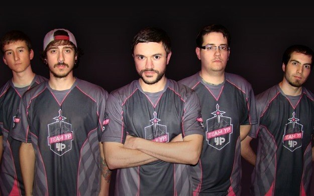 Team YP - zdjęcie członków zespołu znalezione w serwisie polygon.com /materiały źródłowe