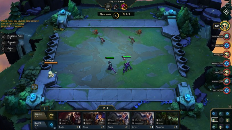 Teamfight Tactics /materiały prasowe