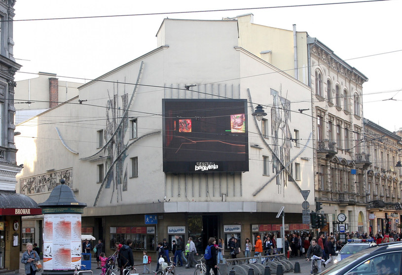 Teatr Bagatela w Krakowie /Damian Klamka/East News /East News