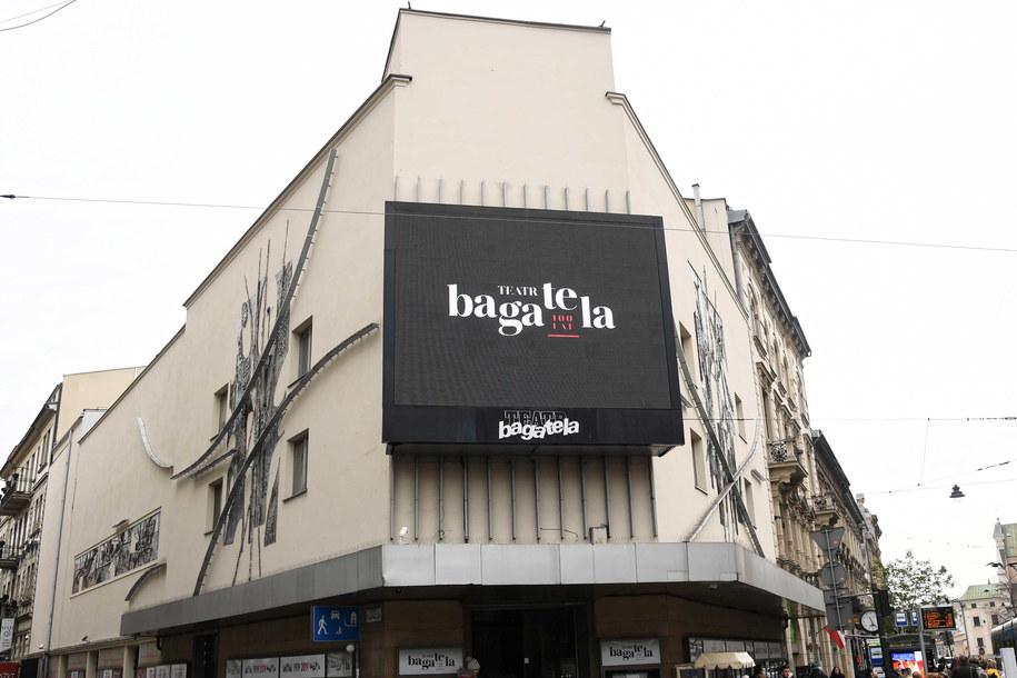 Teatr Bagatela /Jacek Bednarczyk   /PAP