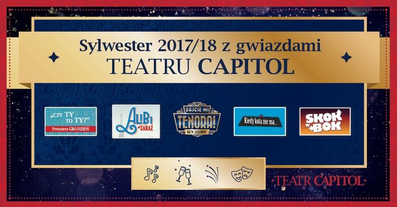 Teatr Capitol /materiały promocyjne