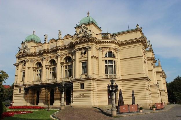 Teatr im. Słowackiego w Krakowie /foto. pixabay /