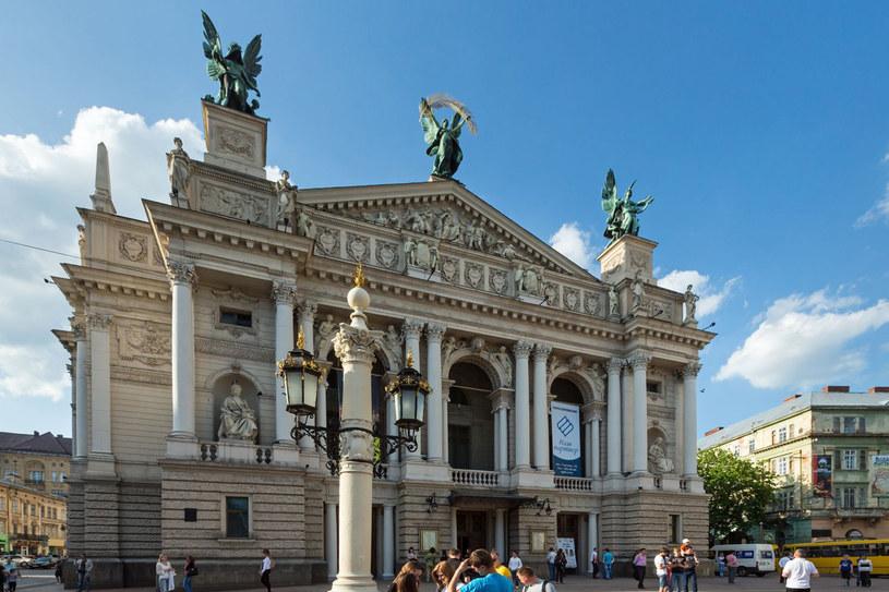 Teatr Opery i Baletu im. Salomei Kruszelnickiej /123RF/PICSEL