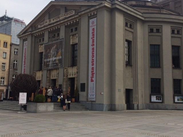 Teatr Śląski im. Stanisława Wyspiańskiego w Katowicach /Anna Kropaczek /RMF FM