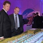 Techniczy unik Gazpromu?