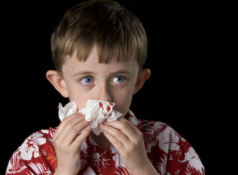 techniki na krwawienie z nosa /© Photogenica